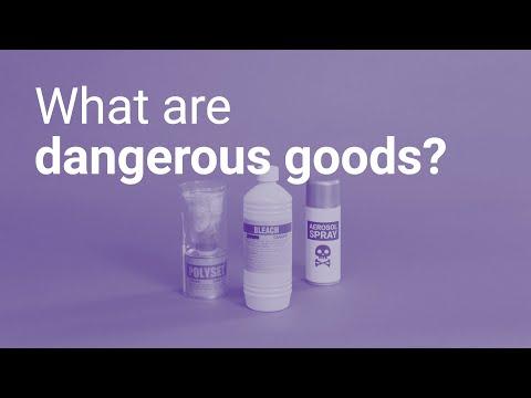 How to ship dangerous goods safely | TNT Australia