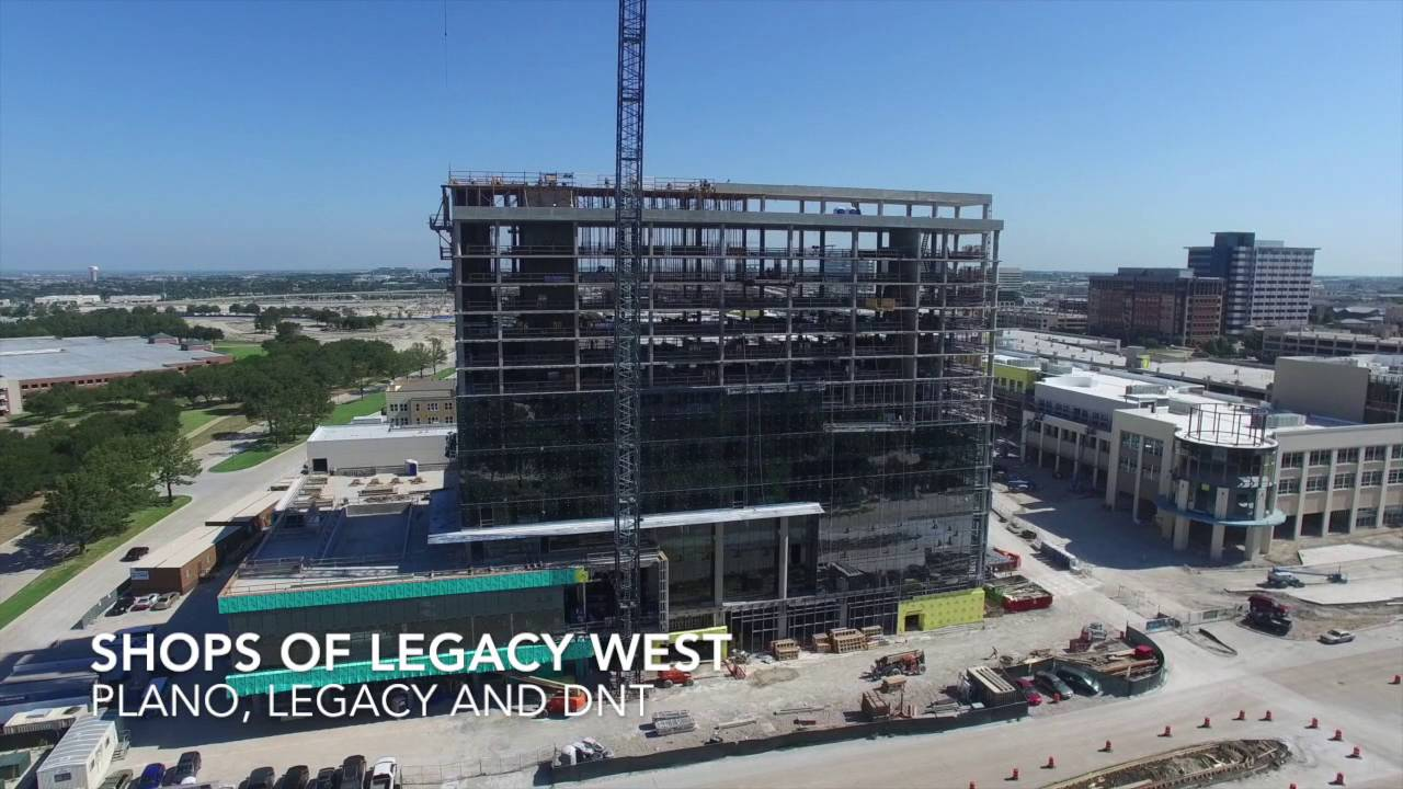 August 2016 Plano And Frisco Texas Construction Update Youtube