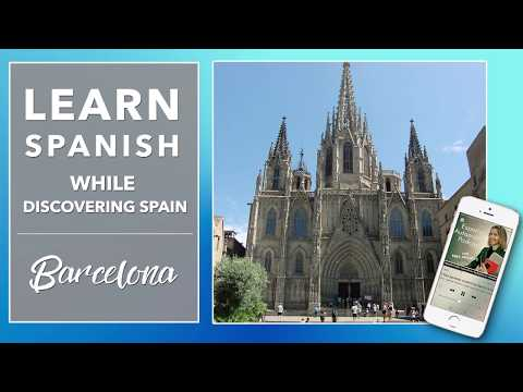 EA013 Learn Spanish While Discovering Spain: Barcelona -parte 1 [Podcast]