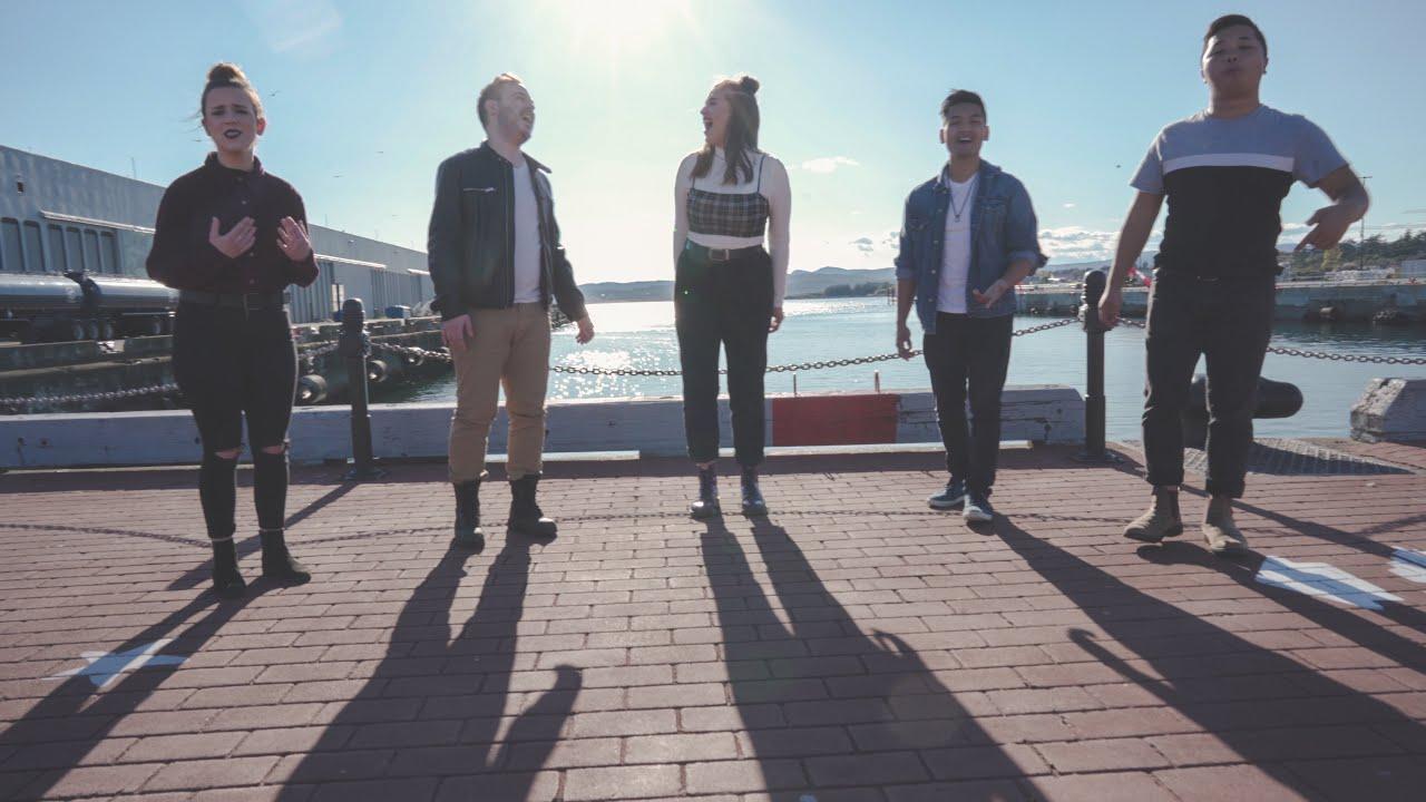 The Middle (Zedd, Maren Morris, Grey) - Fifth Street A Cappella Cover
