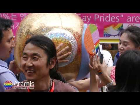 2015 Daegu Queer Culture Festival with Korea Aramis Members