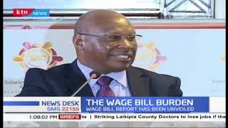 Wage bill report unveiled based on SRC's survey