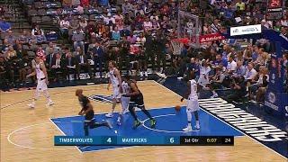 1st Quarter, One Box Video: Dallas Mavericks vs. Minnesota Timberwolves