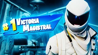 PLAYING WITH THE NEW SKIN ''MOTORISTA'' FORTNITE (FORTNITE)