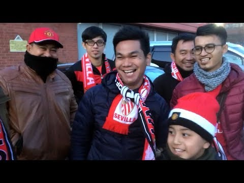 Manchester United Malaysian Fans, Commitment In Action!