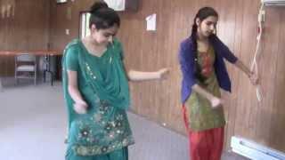 Punjabi Dance Practice