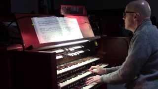 Wenn wir in hochsten Noten sein  BWV 641, J S Bach