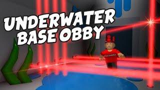 Roblox Escape the Underwater Base Obby!