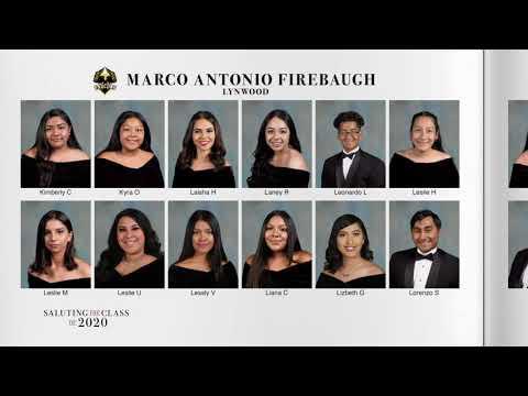 Saluting the Class of 2020 —  Marco Antonio Firebaugh High School    NBCLA