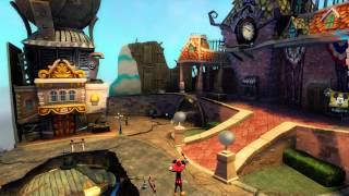 Disney Epic Mickey Two: The Power of Two -- Mickey Costumes!