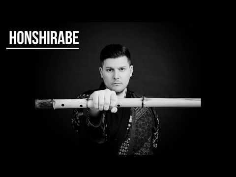 How to play Honshirabe on Shakuhachi, Tutorial