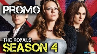 "The Royals Season 4 Promo ""The King Is Keeping a Big Secret"""
