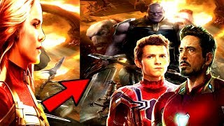 Avengers 4 The Infinity Sword VS Thanos In The Final Fight REVEALED!? SHOCKING Thanos Is DYING?