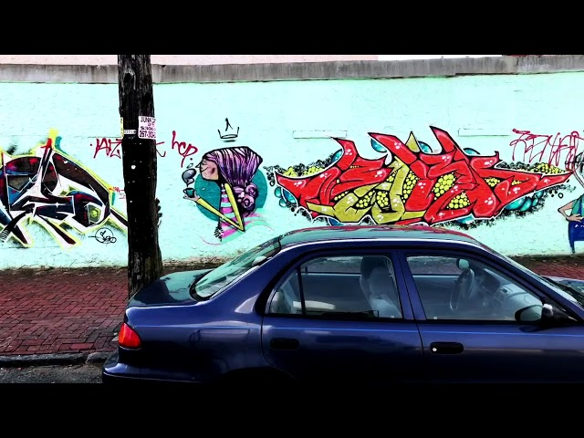 Philly Street Graffiti