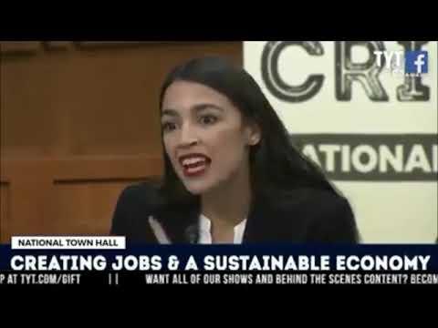 Alexandria Ocasio-Cortez gives credit to Standing Rock