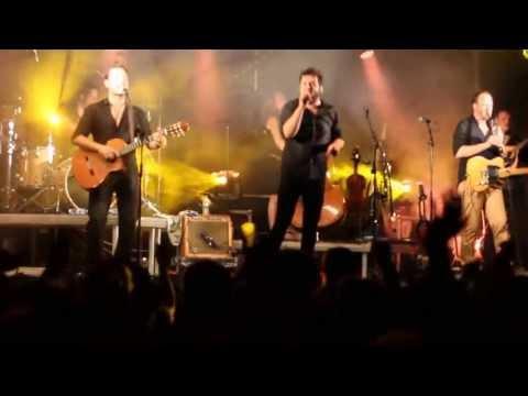 Debout Sur Le Zinc - La déclaration @ live artist' ô champs