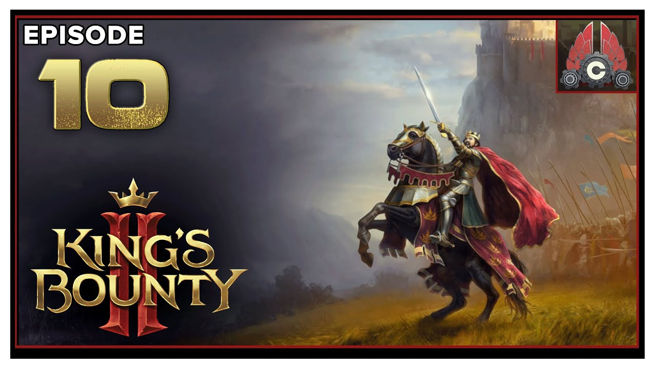 CohhCarnage Plays King's Bounty II - Episode 10