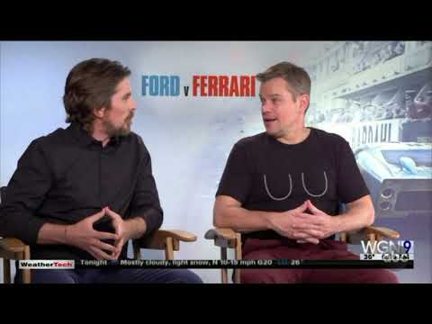 WGN Dean Richards Interview With Matt Damon About Feud With Kimmel Airs On Jimmy Kimmel Live!