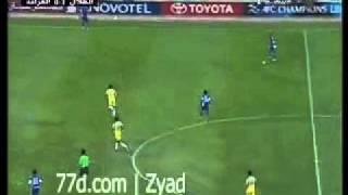 Al Hilal fans shake Asia 2017 Video