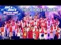 Ant & Dec's Saturday Night Takeaway | 100 Voices Of Gospel