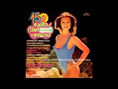 KATUNGA - Selección--15 ÉXITOS DEL VERANO (1979)