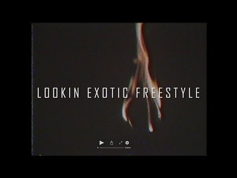 Lookin Exotic Freestyle(Official Video)