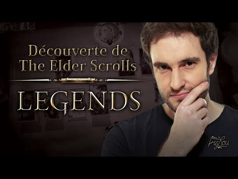 PRÉSENTATION DU CCG THE ELDER SCROLLS LEGENDS