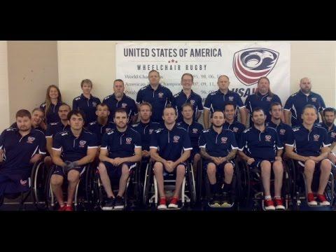 USA vs Australia Game 3 2014
