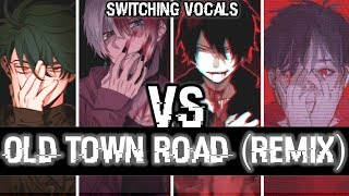 Nightcore Old Town Road ( feat. Young Thug & Mason Ramsey) (Switching Vocals)