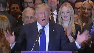 Donald Trump on NY Primary Victory [FULL SPEECH]