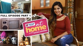 At home with Bigg Boss Sakshi Agarwal | My mom takes care of my Apartment  | Part 1 | JFW Exclusive