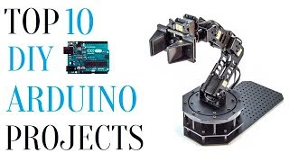 Top 10 DIY Arduino Projects