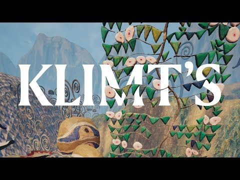 KLIMT'S MAGIC GARDEN: A Virtual Reality Experience by Frederick Baker