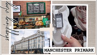 COME SHOPPING WITH ME TO PRIMARK *NEW IN 2019* AUTUMN FASHION MANCHESTER VLOG