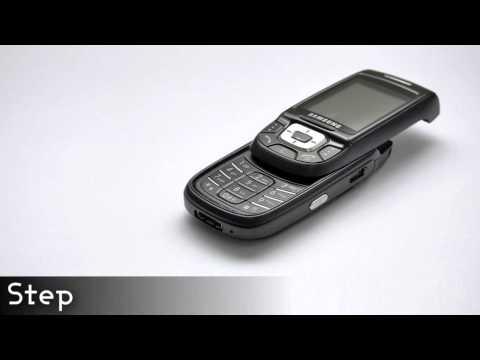 Samsung SGH-D500 Original Retro Ringtones