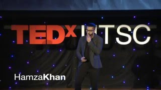 The Burnout Gamble | Hamza Khan | TEDxUTSC