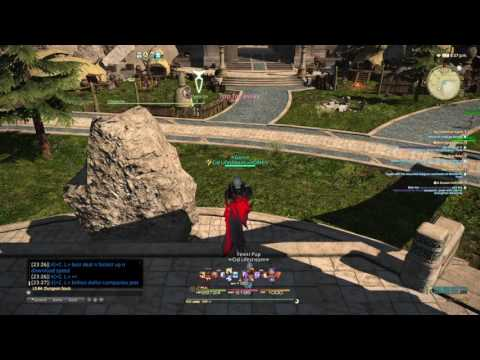 AP: [PS4] Final Fantasy XIV – Chillin