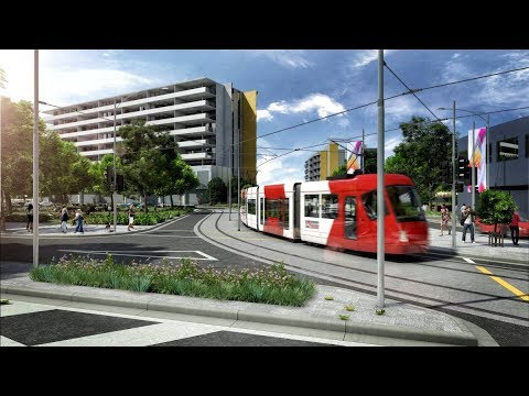 DOWNER CASE STUDY: Reuse and recycling of materials during the Newcastle Light Rail project