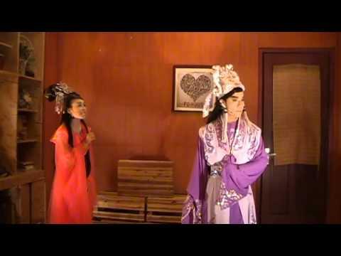 Nhóm Cải Lương Hồ Quảng - TĐ Chuyện tình lương chúc 09/12/2012