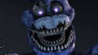 Playing Five Nights At Freddy's 4 (Nightmare Bonnie Hates Me) Part 3