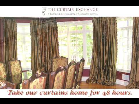 The Curtain Exchange (:15)