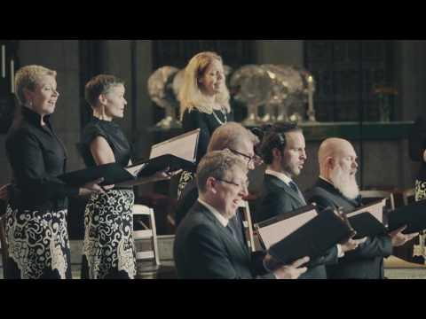 """Nigun"" by Jacob Mühlrad performed by the Swedish Radio Choir and Peter Dijkstra"