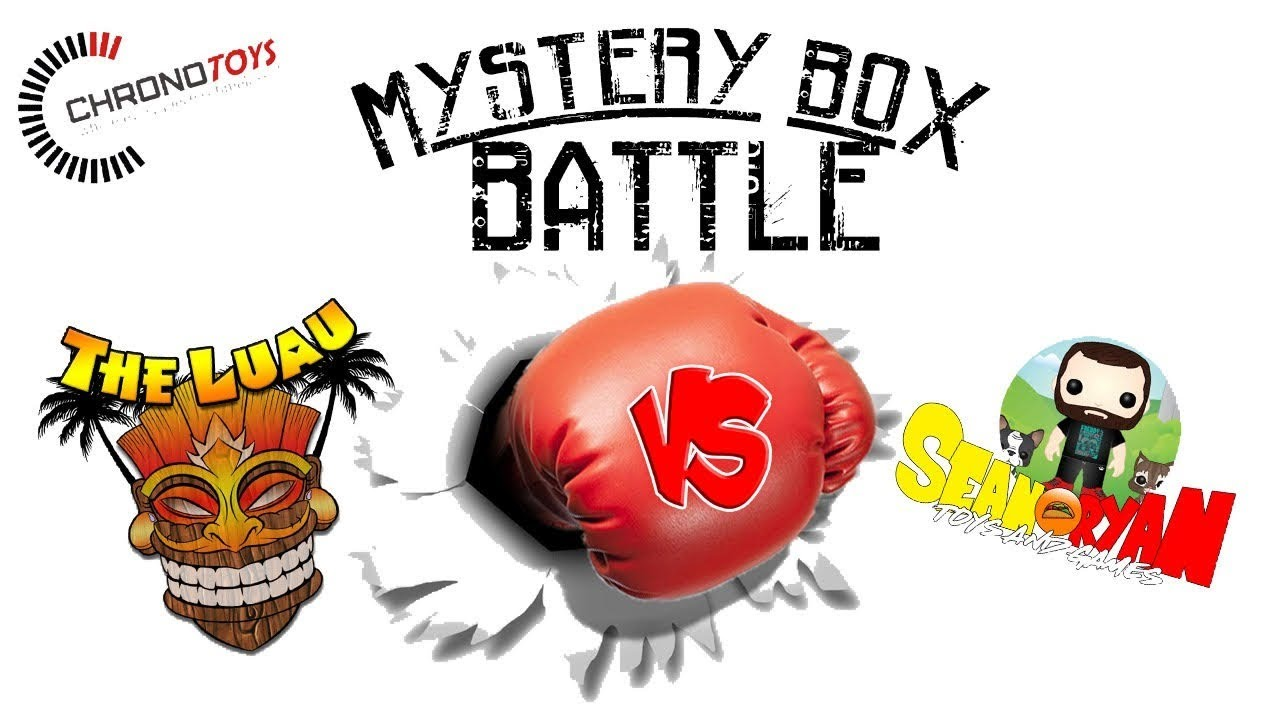Sean Ryan vs The Luau - Battle #7173712