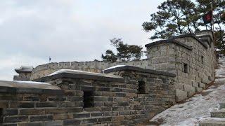 Крепость Хвасон,Южная Корея.