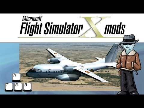 Flight Simulator X Plane Spotlight - CASA CN-235