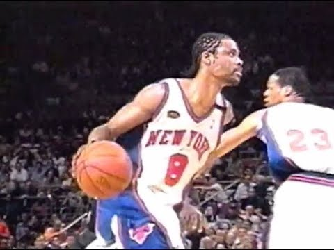 Classic NBA Finals Battle: Tim Duncan vs. Latrell Sprewell (1999)