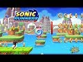 Sonic Runners Adventure #3 | Play w/ New Character: SHADOW By Gameloft
