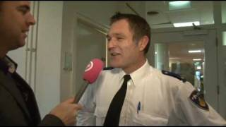 Rutger geeft verloren politiedocumenten terug