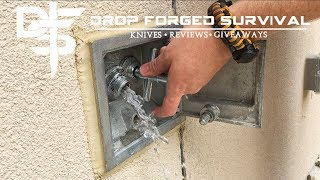 Key to the CITY! Most Important Urban Survival Tool! Video