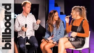 Little Mix Plays Kazoo Karaoke: Perrie Edwards & Jade Thirwall vs Jesy Nelson & Leigh-Anne Pinnock